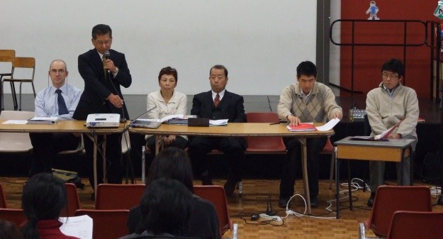 2010年度年次報告会